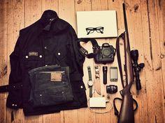 I love essentials.