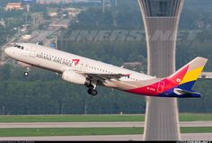 Asiana Airlines HL7773 Airbus A320-232