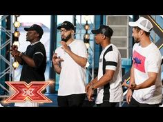 Vocal group Rak-Su perform their original song I'm Feeling You for our Judging panel, leaving Nicole dancing in her seat! Rak Su, Original Song, Celebs, Celebrities, Dance, Songs, Bag, Music, Youtube