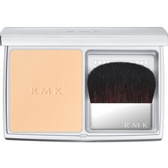 Airy Powder Foundation ($42) ❤ liked on Polyvore featuring beauty products, makeup, face makeup, foundation and powder foundation