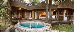 The Dulini Lodges situated in the amazing Sabi Sands Game Reserve near Kruger National Park in South Africa and offers you the ultimate African luxury safari. Kruger National Park, National Parks, Game Reserve South Africa, Honeymoon Special, Safari Game, Sand Game, Game Lodge, Private Games, Lodge Style
