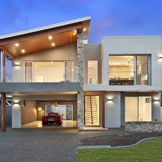 Australian Dream Home design | 4 Bedrooms plus study - Two Storey ...