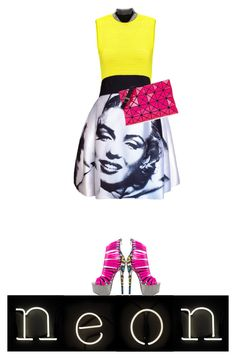"""""""marilyn"""" by juliehalloran ❤ liked on Polyvore featuring Alexander Wang, Bao Bao by Issey Miyake, Seletti and Nelly Bernal"""