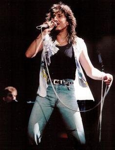 Steve Perry, 1986
