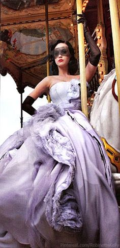 Christian Dior Haute Couture | Vanity Fair, June 2011