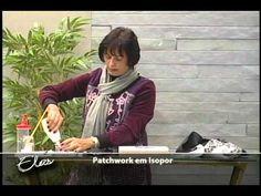 Video Sulaman Benang: Patchwork no isopor Arterapia - % - http://maribelajarsulamantangan.com/video-sulaman-benang-patchwork-no-isopor-arterapia/
