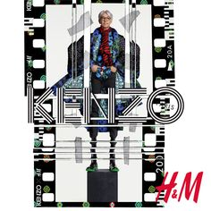 Alex Aikiu – H&M x Kenzo Campaign FW16/17 | RYUICHI SAKAMOTO  | Shotview
