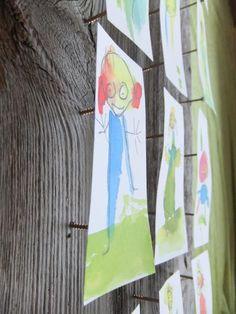 fantasifantasten.no - inspirasjon til alle som jobber med barn Fun Crafts, Arts And Crafts, Reggio Emilia, Barn, Cool Stuff, School, Kids, Inspiration, Rome