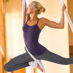 Soliton Yoga Tight and Lucky Star Cami from Athleta
