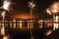 New Year's Eve in Blokzil - Netherlands