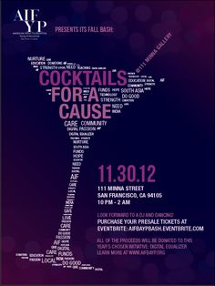 cocktails for a cause - Google Search