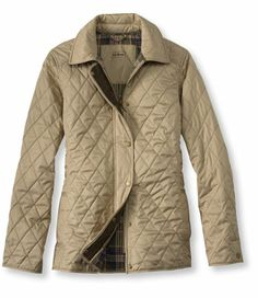 Quilted Riding Jacket: Jackets and Coats | Free Shipping at L.L.Bean