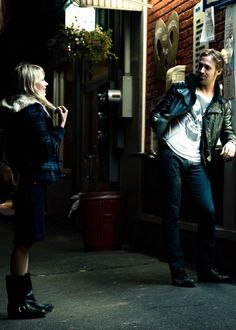 """Tell me how I should be. Just tell me. I'll do it.""    Blue Valentine"