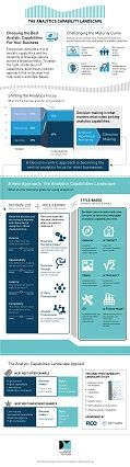 Analytics Capability Landscape Research Report and Infographic - Decision Management Solutions Research Report, Infographic, Management, Landscape, Infographics, Scenery, Corner Landscaping, Visual Schedules