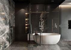 Bathroom Spa, Bathroom Toilets, Master Bedroom Interior, Bathroom Interior Design, Living Room Tv Unit, Bath Design, Minimalist Home, Bathroom Inspiration, Decoration