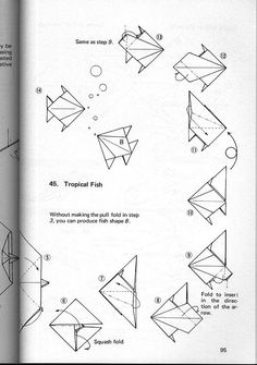 Kunihiko Kasahara - Origami Made Easy 94_page94
