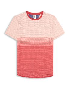 Red Sand Formations Tee | T-Shirts | Ben Sherman
