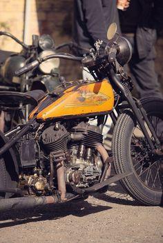 Harley Davidson vehicles