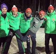 Die deutschen Adler Stephan Leyhe, Ski Jumping, Skiing, Rain Jacket, Windbreaker, Germany, Boys, Sports, Jumpers
