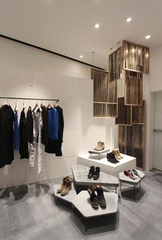 Isabel Marant : her new address in Shanghai by Ciguë