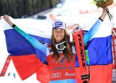 Tina Maze se retira y deja el esquí de competición.
