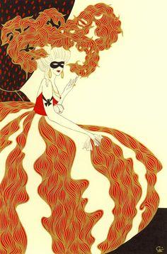 Svetlana Dorosheva 'Fancy Dress'