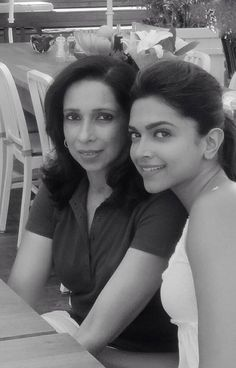 Deepika and her mother