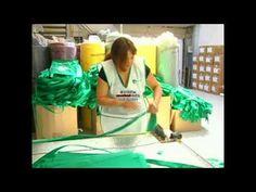 """Reciclando Bolsas Plasticas """"metodo de fusion"""" - YouTube"""