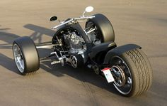 F3 Adrenaline trike from TriRod Motorcycles