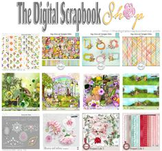 🌸 NEW Month = NEW Sales, NEW Free Gift & NEW Products 🌸 Check Out the Great NEW Releases & Don't forget your FREE GIFT 🌸 The Digital ScrapBook Shop > http://mailchi.mp/4f94a23e7fb4/tdss-news 🌸