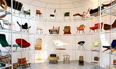 project vitra: i'm in chair heaven!