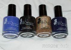 Fierce Makeup and Nails