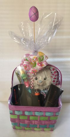 Mary Kay Mens High Intensity Sport Set Easter Basket. Price: $60.00