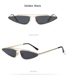 74f86581c840d Sella New Fashion European Style Women Men Small Alloy Frame Water Drop  Shape Sunglasses Unique Trend