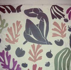 walls of Matisse's studio at the Hôtel Régina, Nice Henri Matisse, Matisse Kunst, Matisse Art, Matisse Paintings, Picasso Paintings, Pablo Picasso, Matisse Tattoo, Matisse Cutouts, Oui Oui