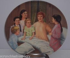 Sound of Music Collector Plate My Favorite Bradford