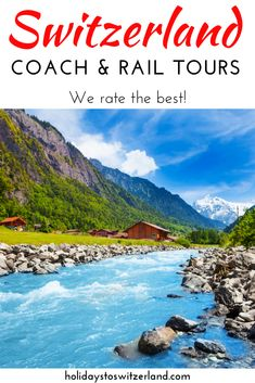 Planning a tour of Switzerland? Let us help you choose the perfect Switzerland tour by coach or rail in our guide to choosing the best Switzerland tour. Holidays To Switzerland, Switzerland Tour, We The Best, European Countries, Tour Guide, Dream Vacations, Trip Planning, Travel Inspiration, Tours