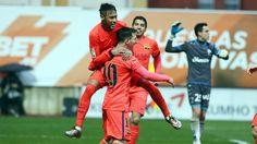 Lionel Messi / MIGUEL RUIZ-FCB
