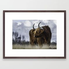 Highlander 3 Framed Art Print by Mixed Imagery | Society6