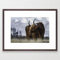 Highlander 3 Framed Art Print by Mixed Imagery   Society6