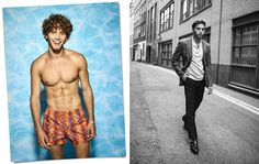 Style Transformation: Eyal Booker Ditches The Love Island Look Celebs Go Dating, Fashion Models, Male Fashion, South London, Love Island, Just Run, Slim Jeans, Swim Shorts, London Fashion