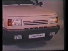 Eine Dokumentation des VEB Automobilwerk Eisenach (IFA Wartburg 1.3 Commercial HUN VHS)