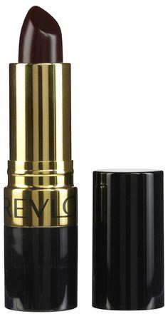 Revlon Super Lustrous Lipstick - Black Cherry