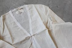 Dosa Linen Jacket