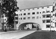 大阪・神戸 ドイツ連邦共和国総領事館 - ベルリンの近代集合住宅が世界遺産に