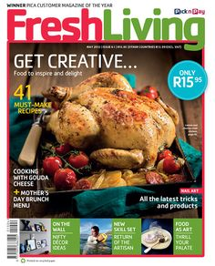 Justine Drake, editor for Fresh Living magazine and director for South African Taste Festivals, explains how she produces Pick n Pay's in-house magazine, how it evolved, what inspires their content and how much freedom Pick n Pay allows Justine to create it.