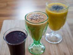 Para o detox de Janeiro, aprenda essas receitas de sucos incríveis!