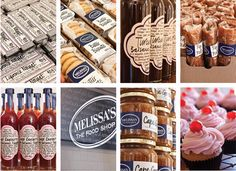Freshly baked cakes, coffee and good service is what Melissa's The Food Shop are all about! Cape Town, South Africa.