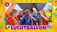 Luchtballon ontwerpen. Kinderboekenweek 2015 | Raar maar waar