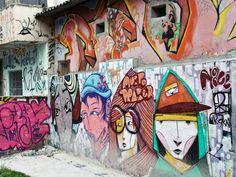 Best Cities for Street Art...Sao Paulo, Brazil